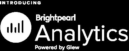 Brightpearl Analytics powered by Glew